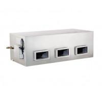 Канальный кондиционер Systemair SYSPLIT DUCT 120 HP R